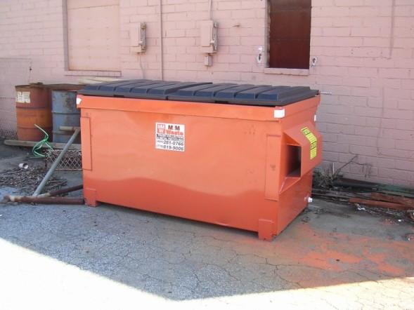 Front Load Dumpster Rental In Atlanta Rent Front