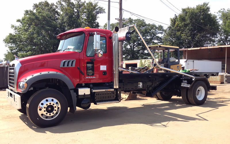 Front Load Dumpster Rental in Atlanta   Rent Front Dumpsters in