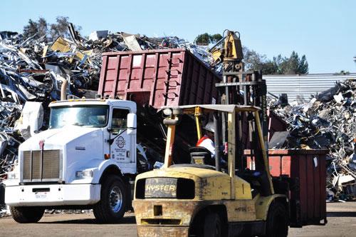 Atlanta S Premire Scrap Metal Recycling Companydumpster