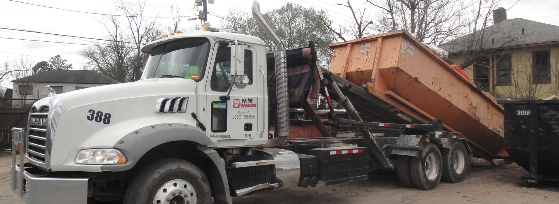 Dumpster Rental in Dunwoody GA   Rent Roll Off Dumpsters