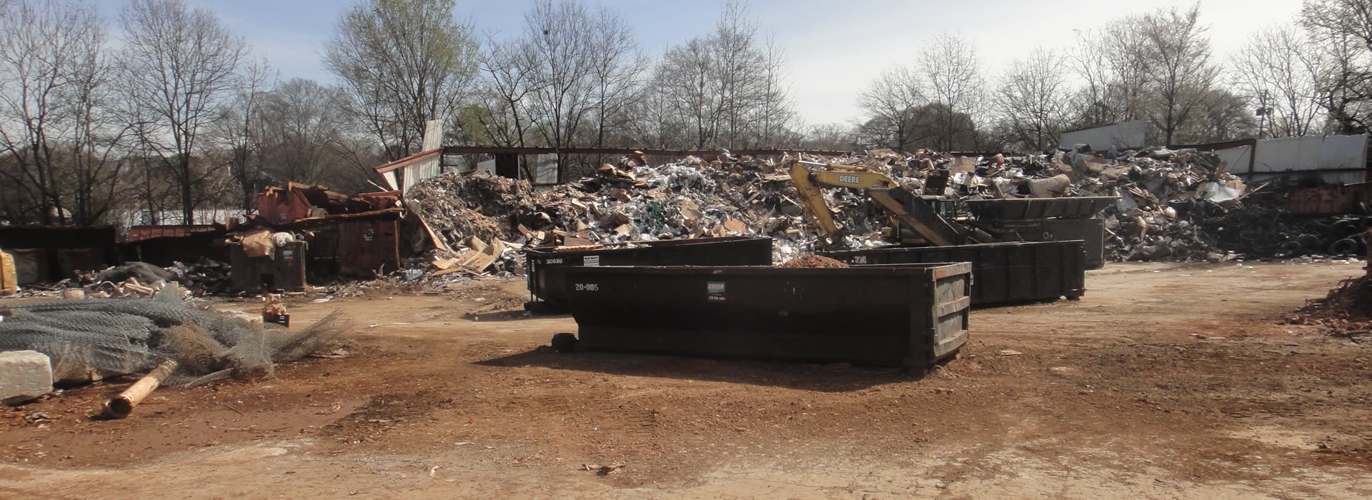 How do you rent a 10-yard dumpster?